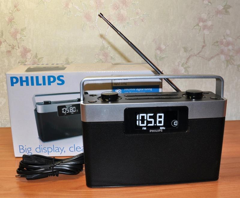 Обзор на Радиоприемник Philips AE2430/12 - изображение 3
