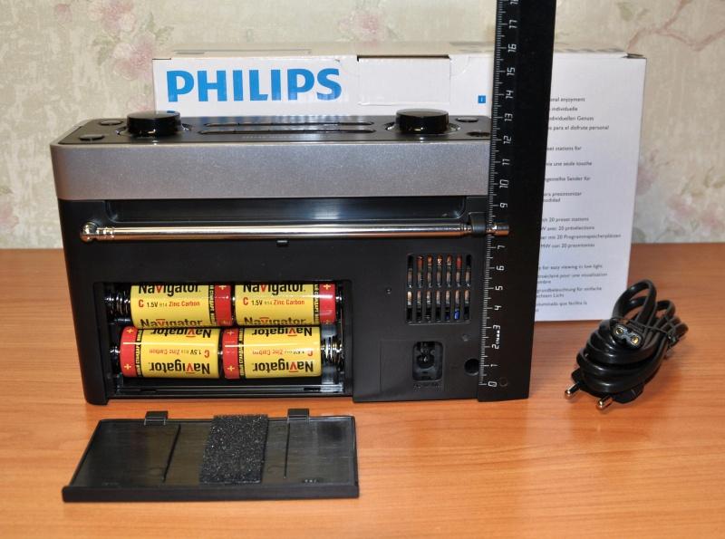 Обзор на Радиоприемник Philips AE2430/12 - изображение 4