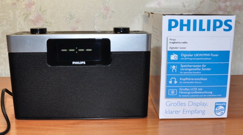 Обзор на Радиоприемник Philips AE2430/12 - изображение 6