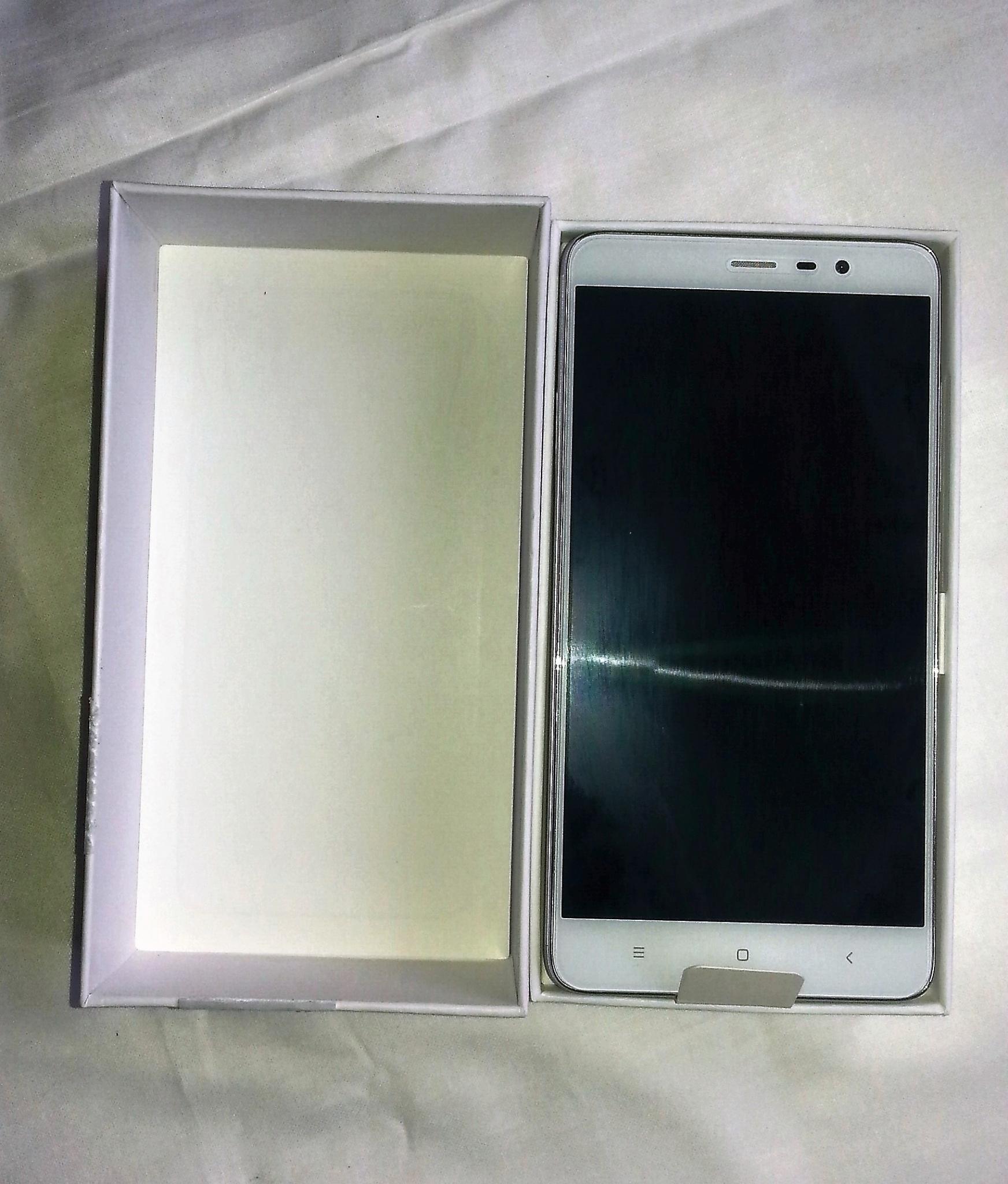 Xiaomi Redmi Note 3 Pro 16gb Silver 4