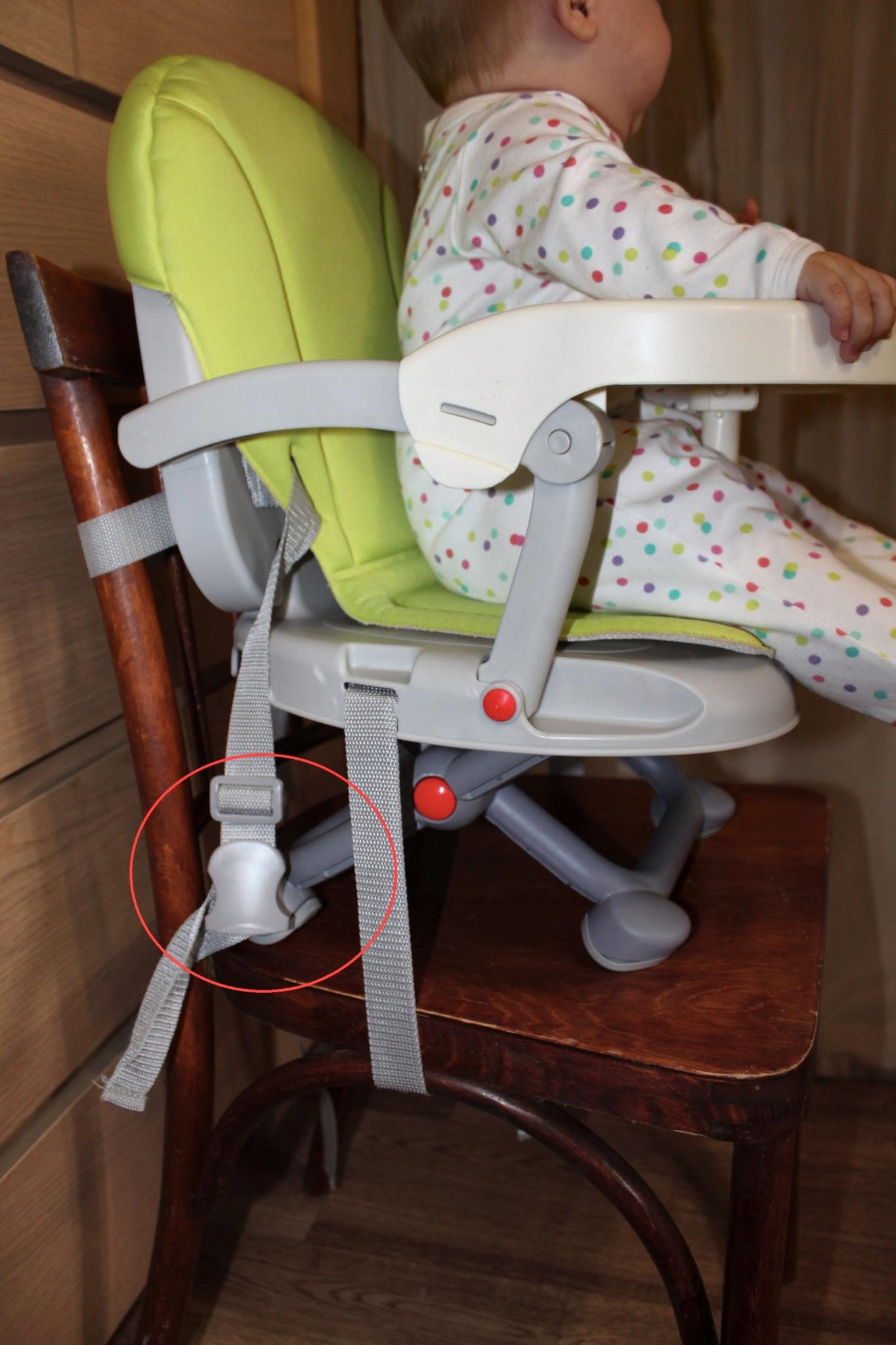 Видео стульчик