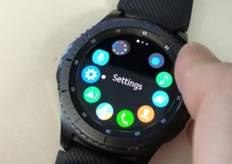 Умные часы samsung gear s3 frontier обзор