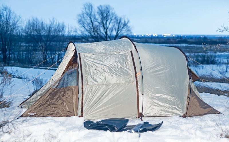 Обзор на Палатка кемпинговая CAMPACK-TENT Land Voyager 4 - изображение 16