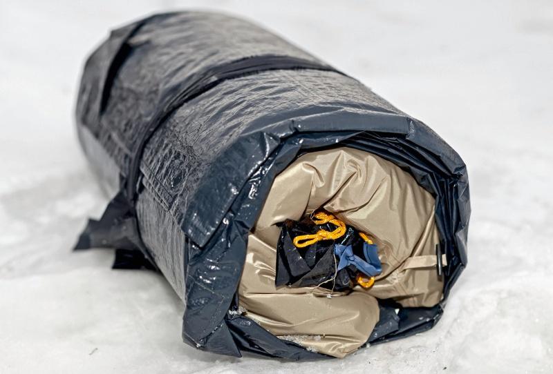 Обзор на Палатка кемпинговая CAMPACK-TENT Land Voyager 4 - изображение 4