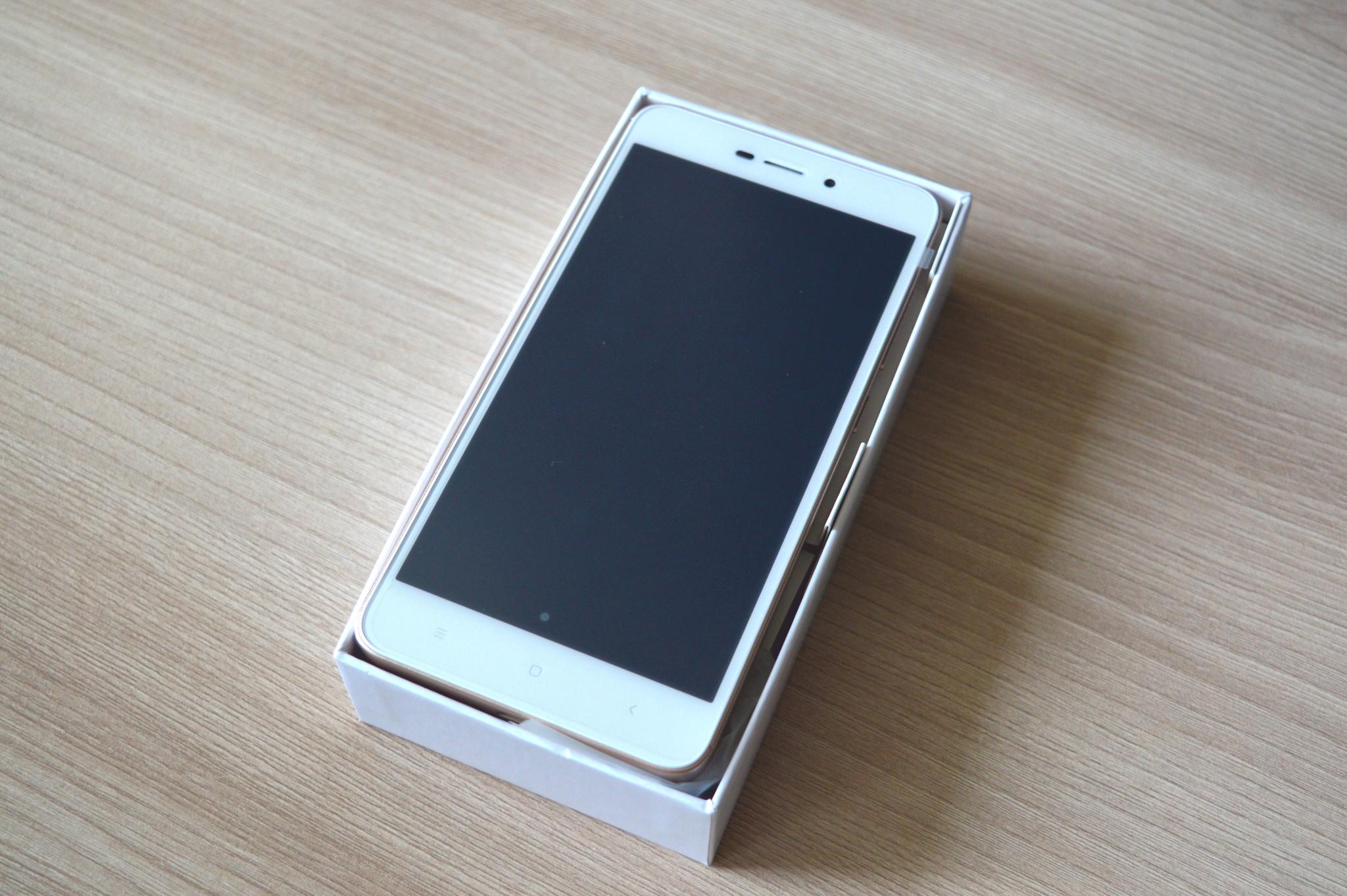 Xiaomi Redmi 4a 16gb Gold 2 1