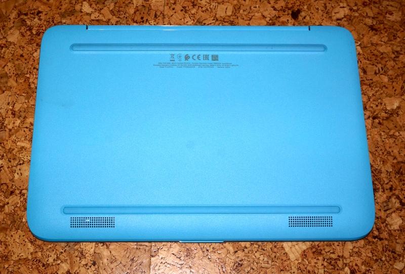 """Обзор на Ноутбук HP Stream 11-y004ur Cel N3050/4Gb/32Gb SSD/Intel HD/11.6"""" HD/noDVD/Win10/Aqua Blue - изображение 5"""