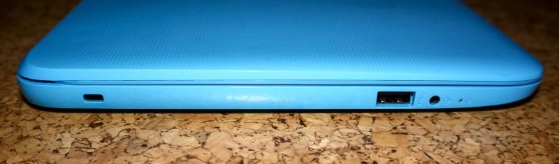 """Обзор на Ноутбук HP Stream 11-y004ur Cel N3050/4Gb/32Gb SSD/Intel HD/11.6"""" HD/noDVD/Win10/Aqua Blue - изображение 6"""