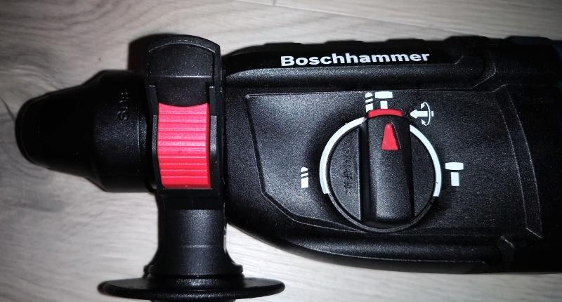 Обзор на Перфоратор BOSCH GBH 2-24 D (0.611.2A0.000) - изображение 10