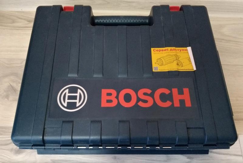 Обзор на Перфоратор BOSCH GBH 2-24 D (0.611.2A0.000) - изображение 2