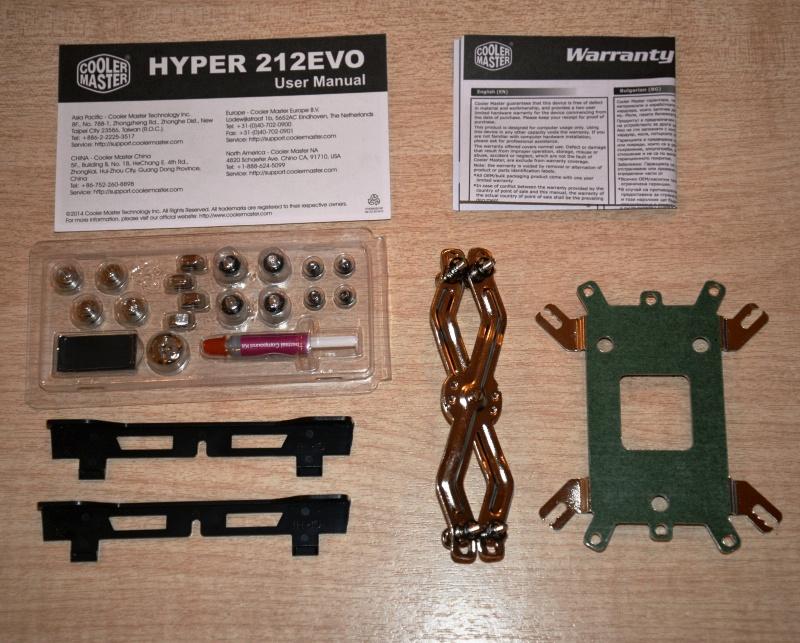 Обзор на Кулер для процессора Cooler Master Hyper 212 EVO (RR-212E-16PK-R1) - изображение 11