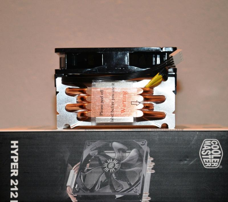 Обзор на Кулер для процессора Cooler Master Hyper 212 EVO (RR-212E-16PK-R1) - изображение 12