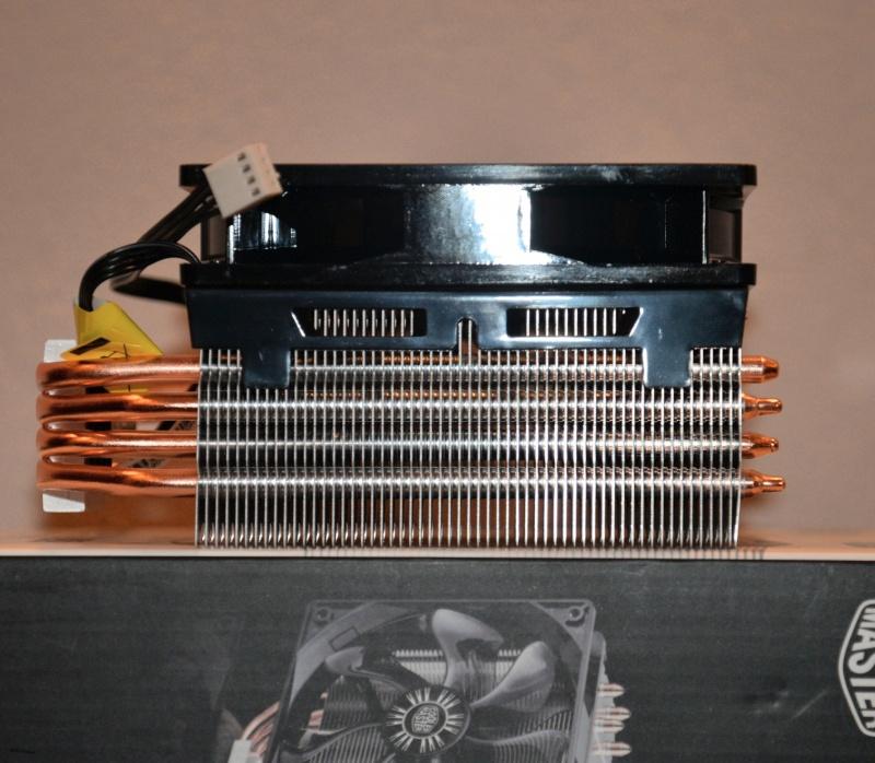 Обзор на Кулер для процессора Cooler Master Hyper 212 EVO (RR-212E-16PK-R1) - изображение 14