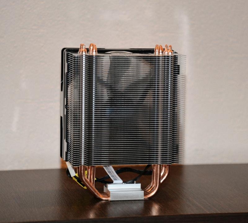 Обзор на Кулер для процессора Cooler Master Hyper 212 EVO (RR-212E-16PK-R1) - изображение 2