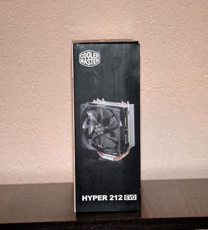 Обзор на Кулер для процессора Cooler Master Hyper 212 EVO (RR-212E-16PK-R1) - изображение 4