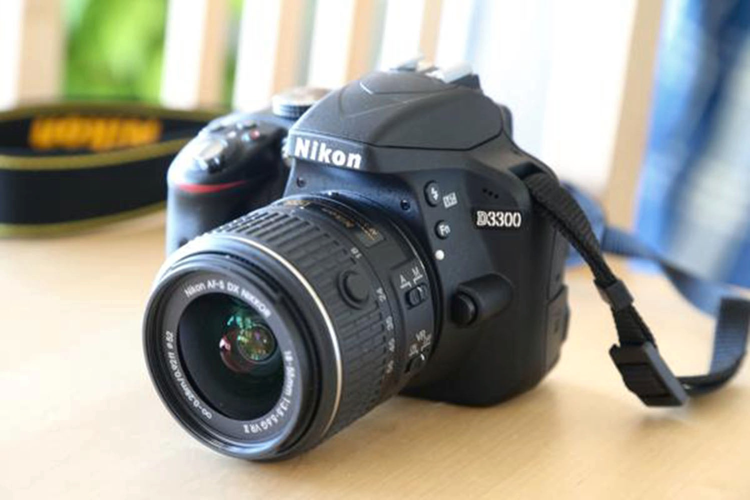 Nikon D3300 Kit 18 55mm Vr Ii 55 Af P Black