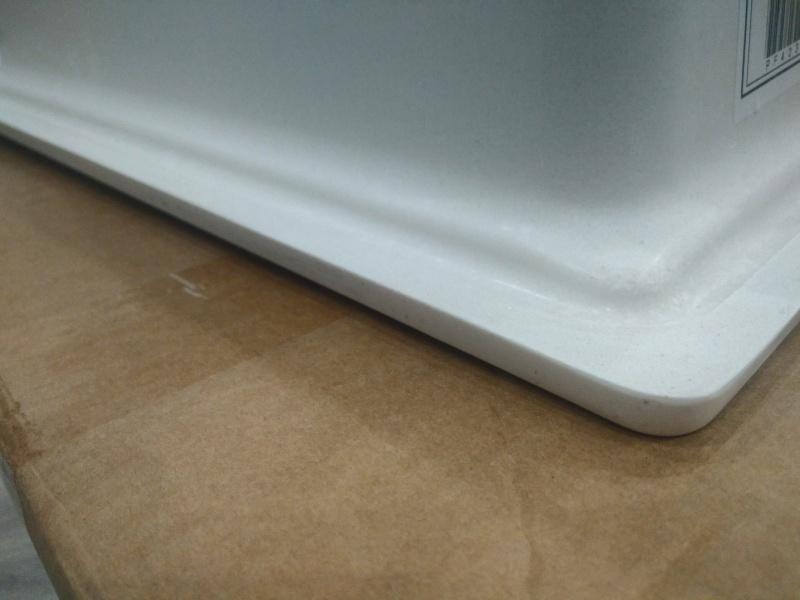 Обзор на Кухонная мойка Dr.Gans Техно 650 белый - изображение 9