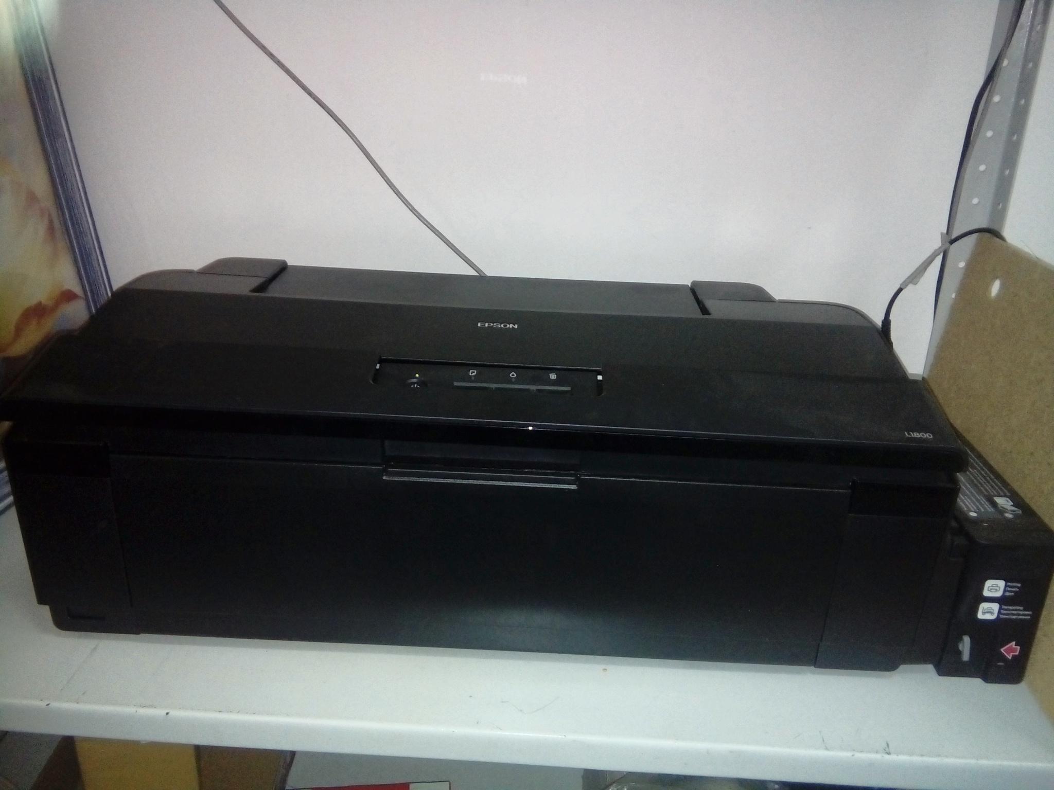 Epson L1800 Printer 1