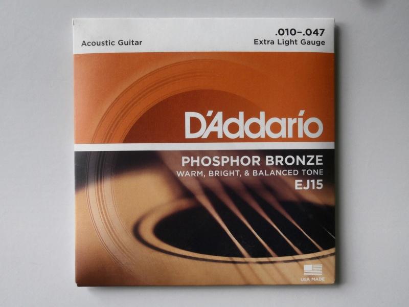 струны D Addario отзывы