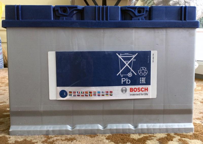 Обзор на Аккумулятор BOSCH S4 029 Silver 595 405 083 прямая полярность 95 Ач - изображение 5