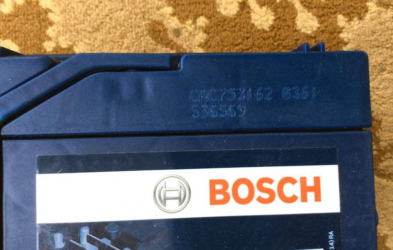 Обзор на Аккумулятор BOSCH S4 029 Silver 595 405 083 прямая полярность 95 Ач - изображение 7