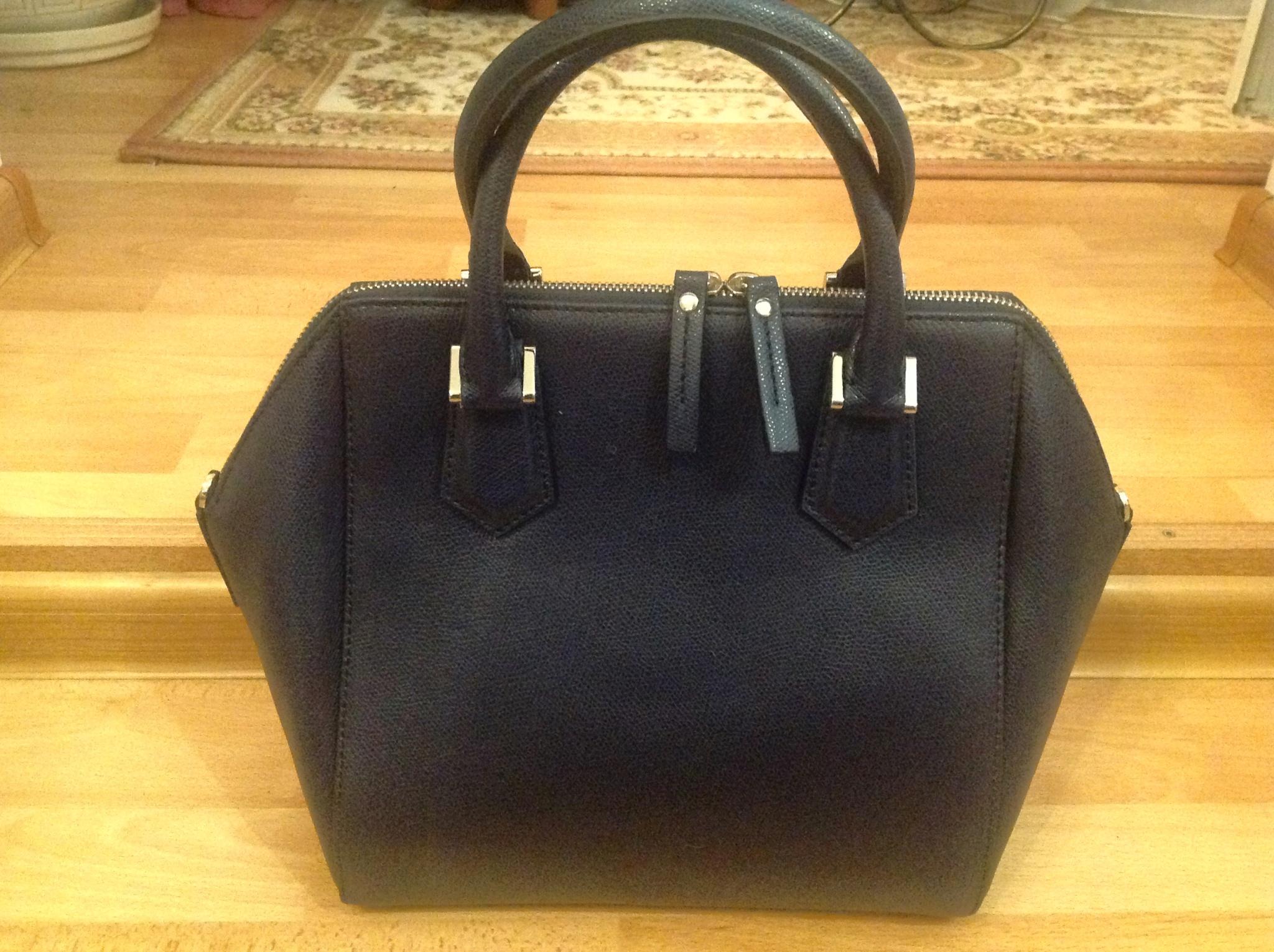 Обзор на Женская сумка Gianni Conti 2153206 blue, темно-синий - изображение  1 1f96faba9d3