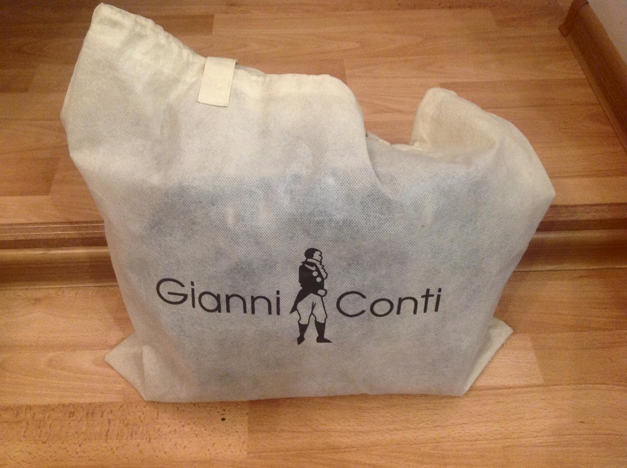 Обзор на Женская сумка Gianni Conti 2153206 blue, темно-синий - изображение  3 557d9a43968