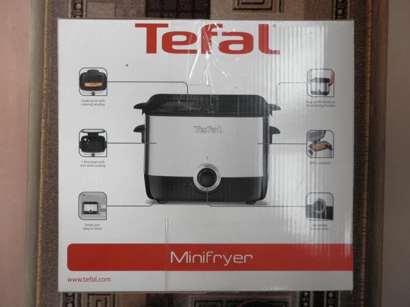 Обзор на Фритюрница Tefal FF 2200 Minifryer - изображение 6
