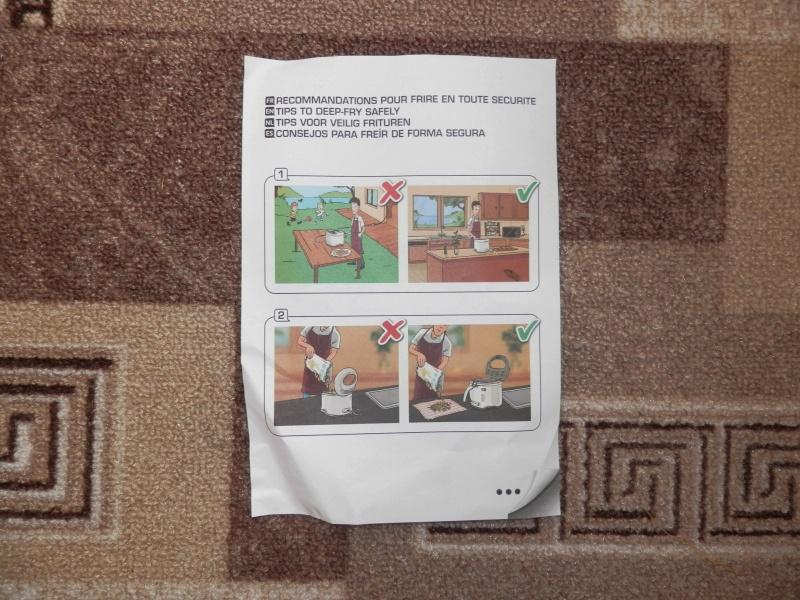 Обзор на Фритюрница Tefal FF 2200 Minifryer - изображение 45