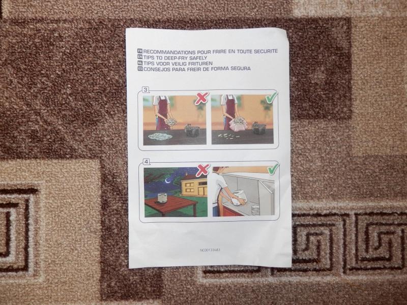 Обзор на Фритюрница Tefal FF 2200 Minifryer - изображение 46