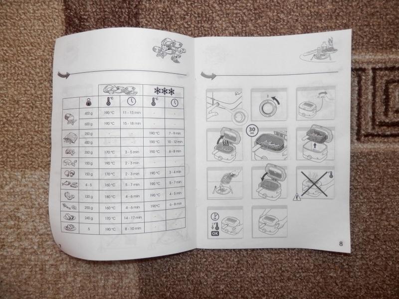 Обзор на Фритюрница Tefal FF 2200 Minifryer - изображение 59