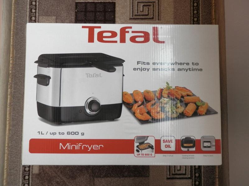 Обзор на Фритюрница Tefal FF 2200 Minifryer - изображение 5