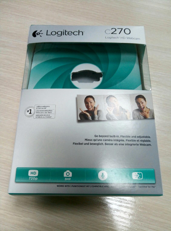 Logitech Webcam C270 Hd 960 001063