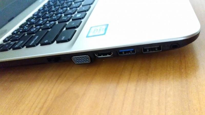 Обзор на Ноутбук Asus X541UA-GQ1247T (90NB0CF1-M18870) - изображение 14