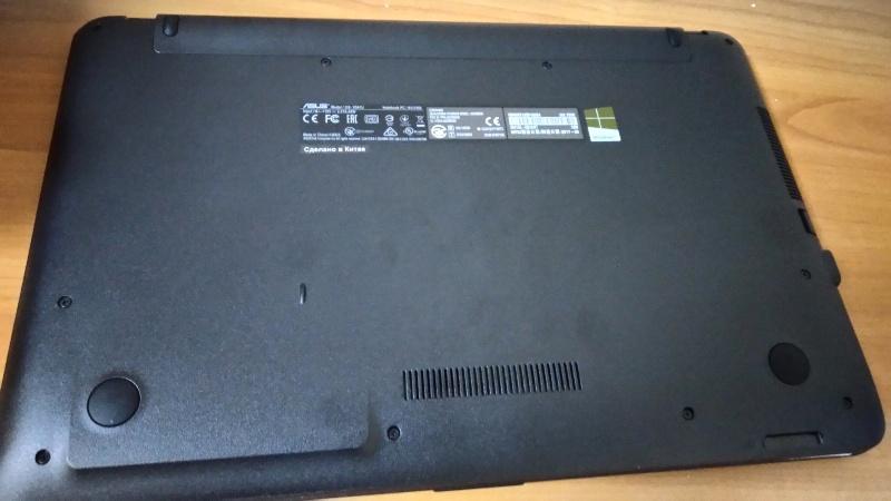 Обзор на Ноутбук Asus X541UA-GQ1247T (90NB0CF1-M18870) - изображение 7