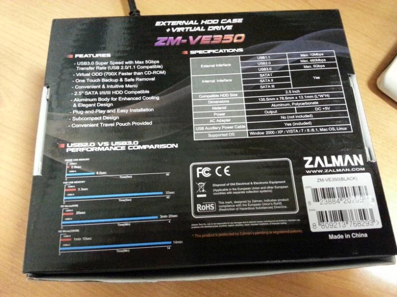Zalman Zm-Ve350 Инструкция