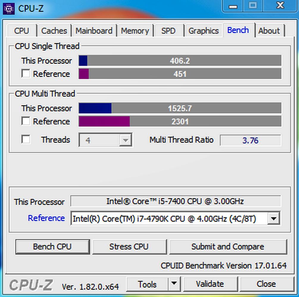 Обзор от покупателя на Процессор INTEL Core i5-7400 LGA1151 OEM