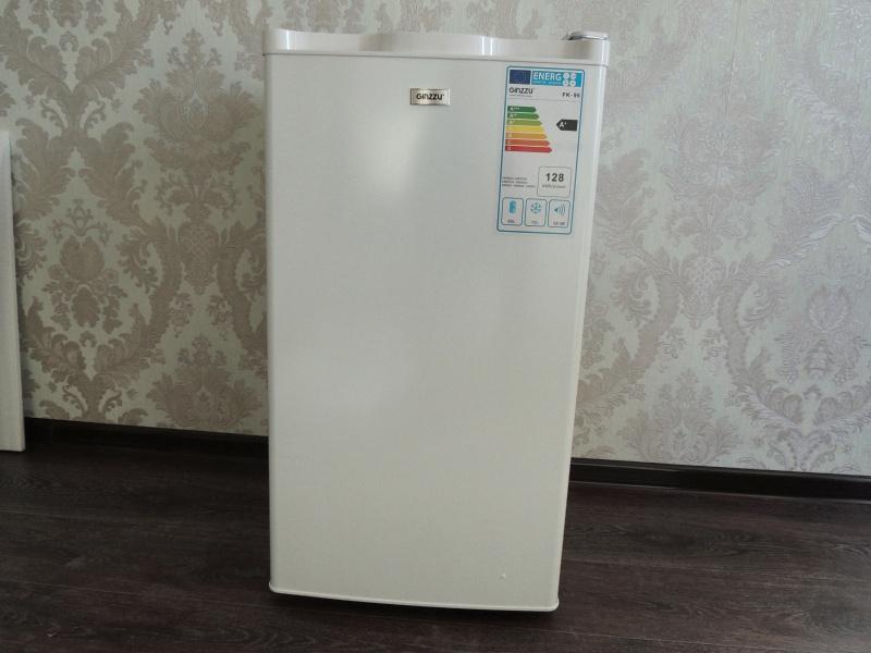 Обзор на Холодильник GINZZU FK-95