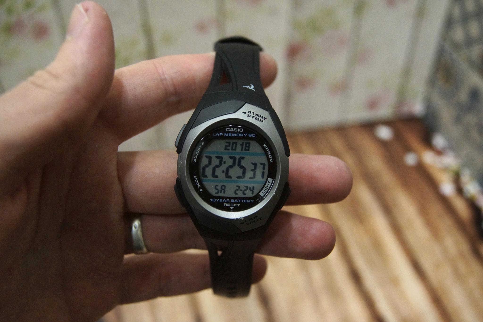 b38582da2f3a Обзор от покупателя на Наручные часы CASIO STR-300C-1 PRO TREK ...