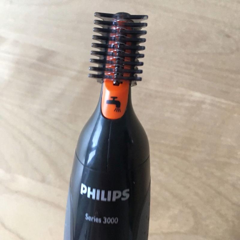 Обзор на Триммер Philips NT3160/10 для стрижки волос в носу и ушах - изображение 8