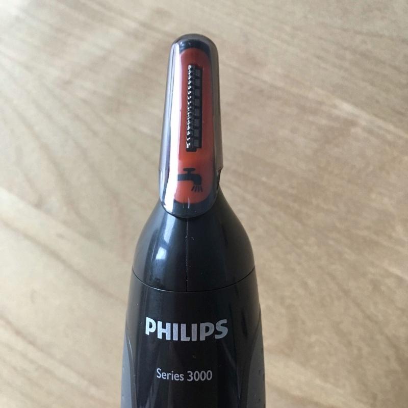 Обзор на Триммер Philips NT3160/10 для стрижки волос в носу и ушах - изображение 9