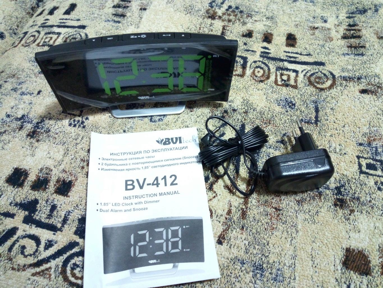 Отзыв о часы-будильник bs d1016 | классный многофункциональный.