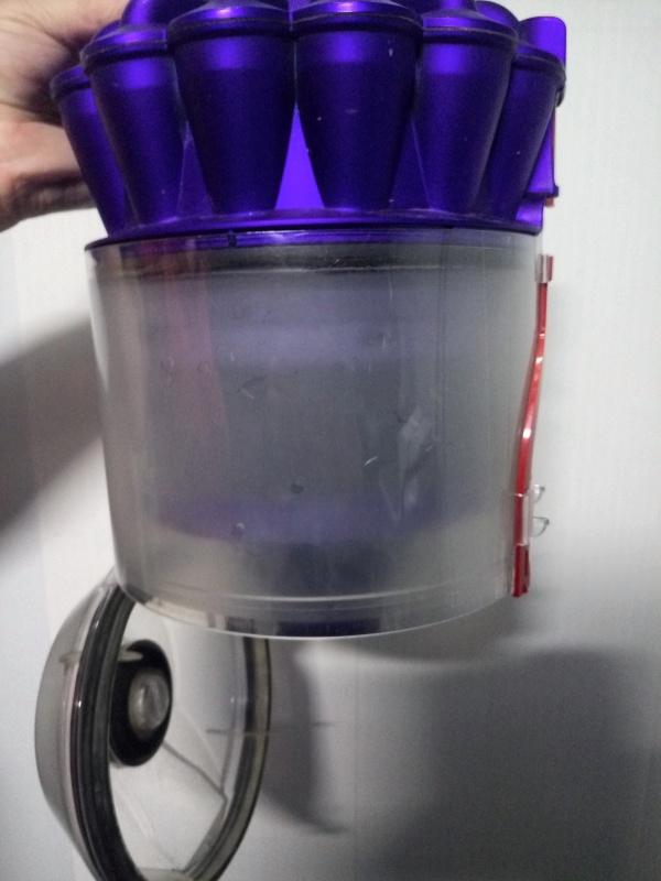 пылесос дайсон dc37 как чистить