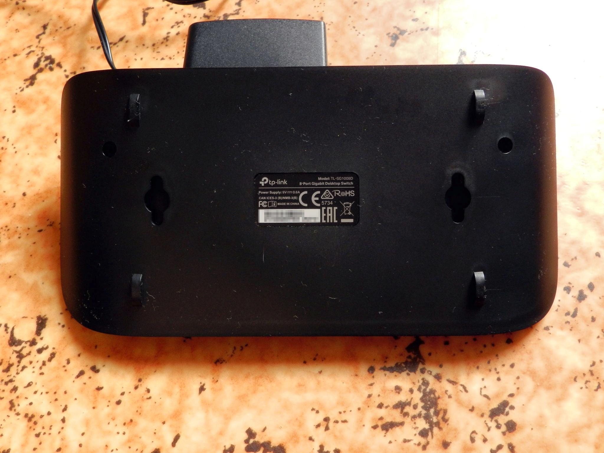 Tp Link Tl Sg1008d 8 Ports Switch Port Gigabit Desktop Ethernet 10 100