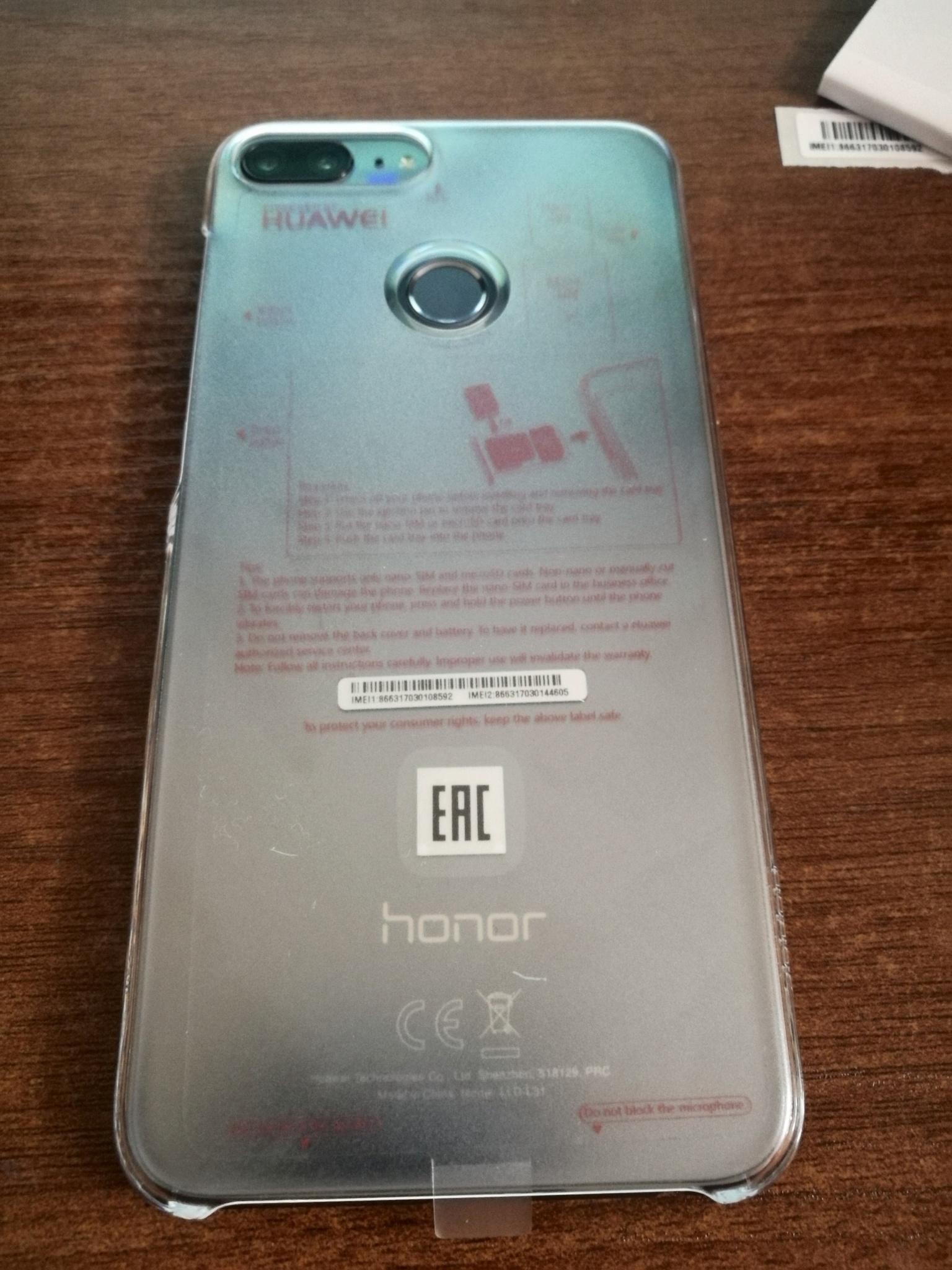 Обзор от покупателя на Смартфон Honor 9 Lite 32Gb Grey