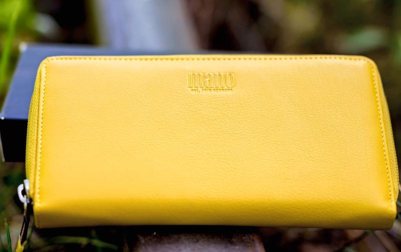 96eda4519e6c Кошелек женский Mano 20102 SETRU yellow, желтый. Популярный обзор от  покупателя: ...