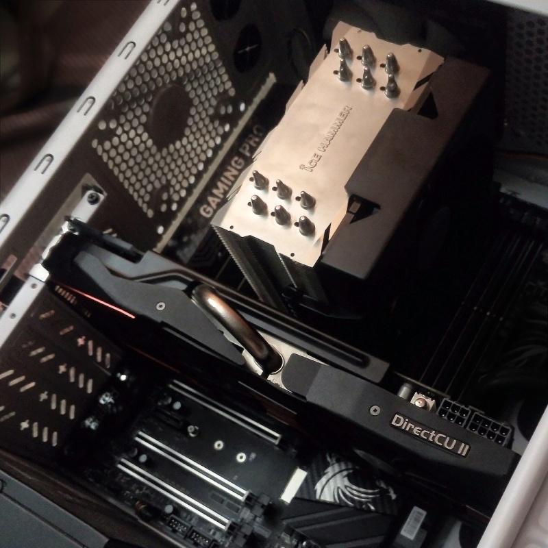 Обзор и тестирование кулера Ice Hammer IH-4700 - изображение 6