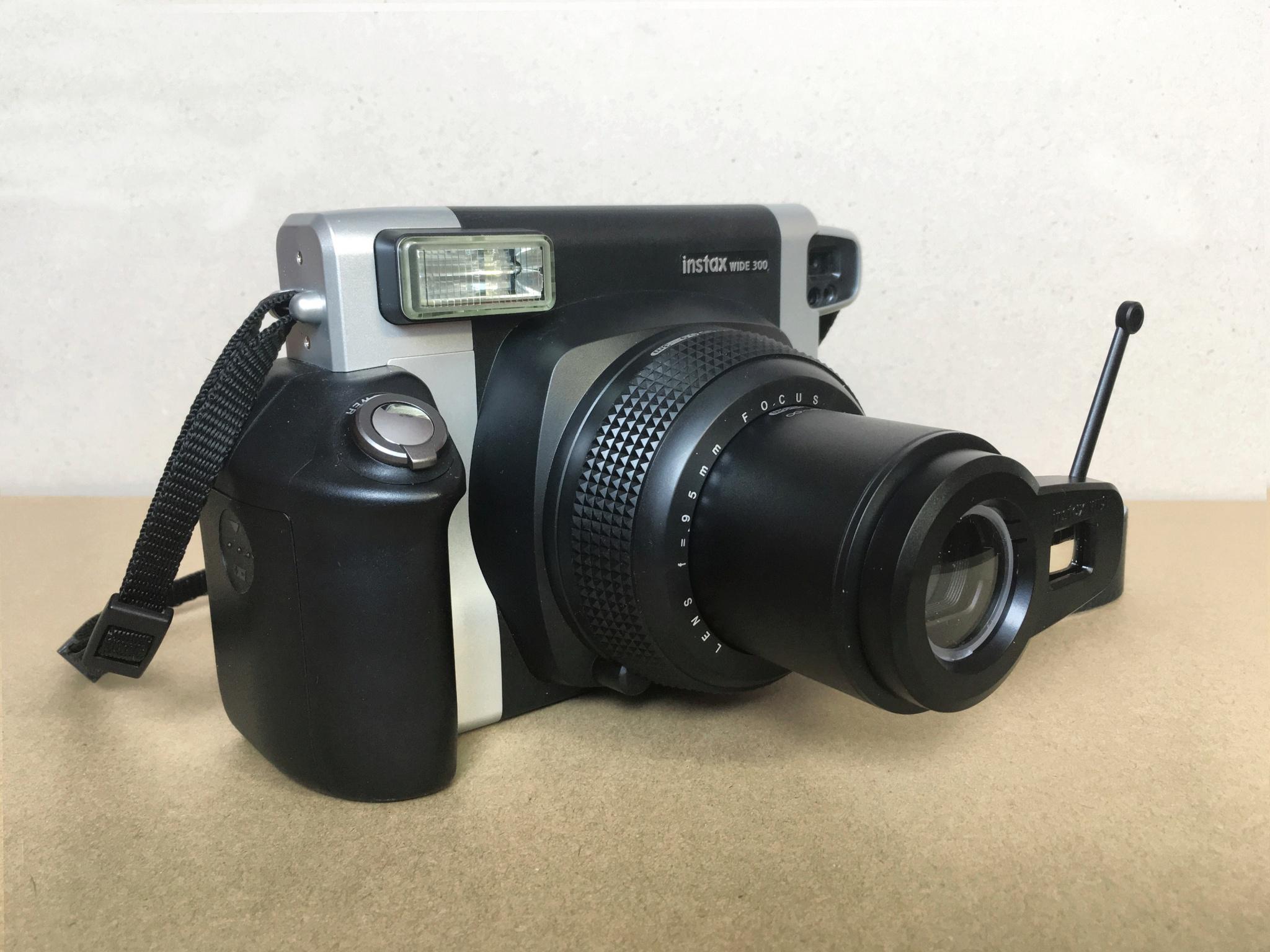 Обзор от покупателя на Фотокамера моментальной печати FUJIFILM