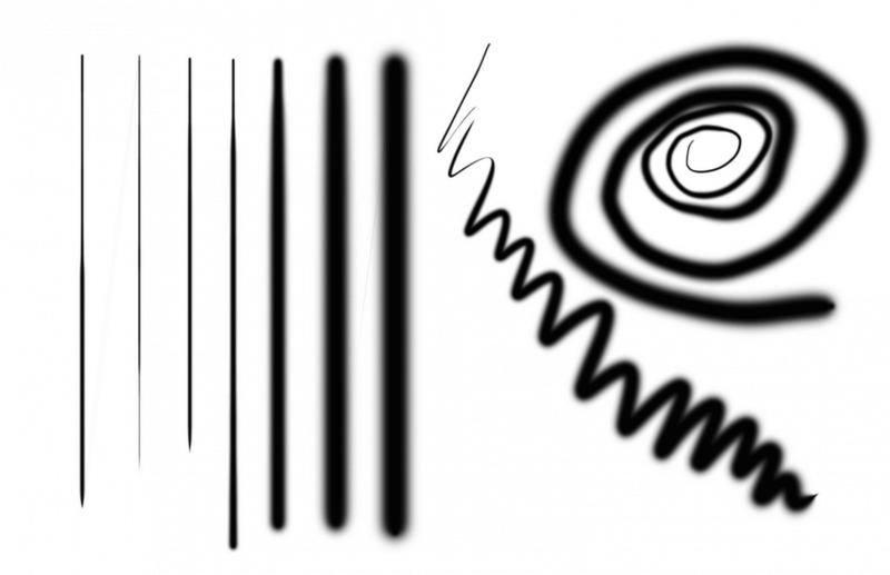 Обзор на Планшет графический One by Wacom M CTL-672-N - изображение 12