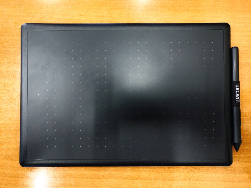 Обзор на Планшет графический One by Wacom M CTL-672-N - изображение 1