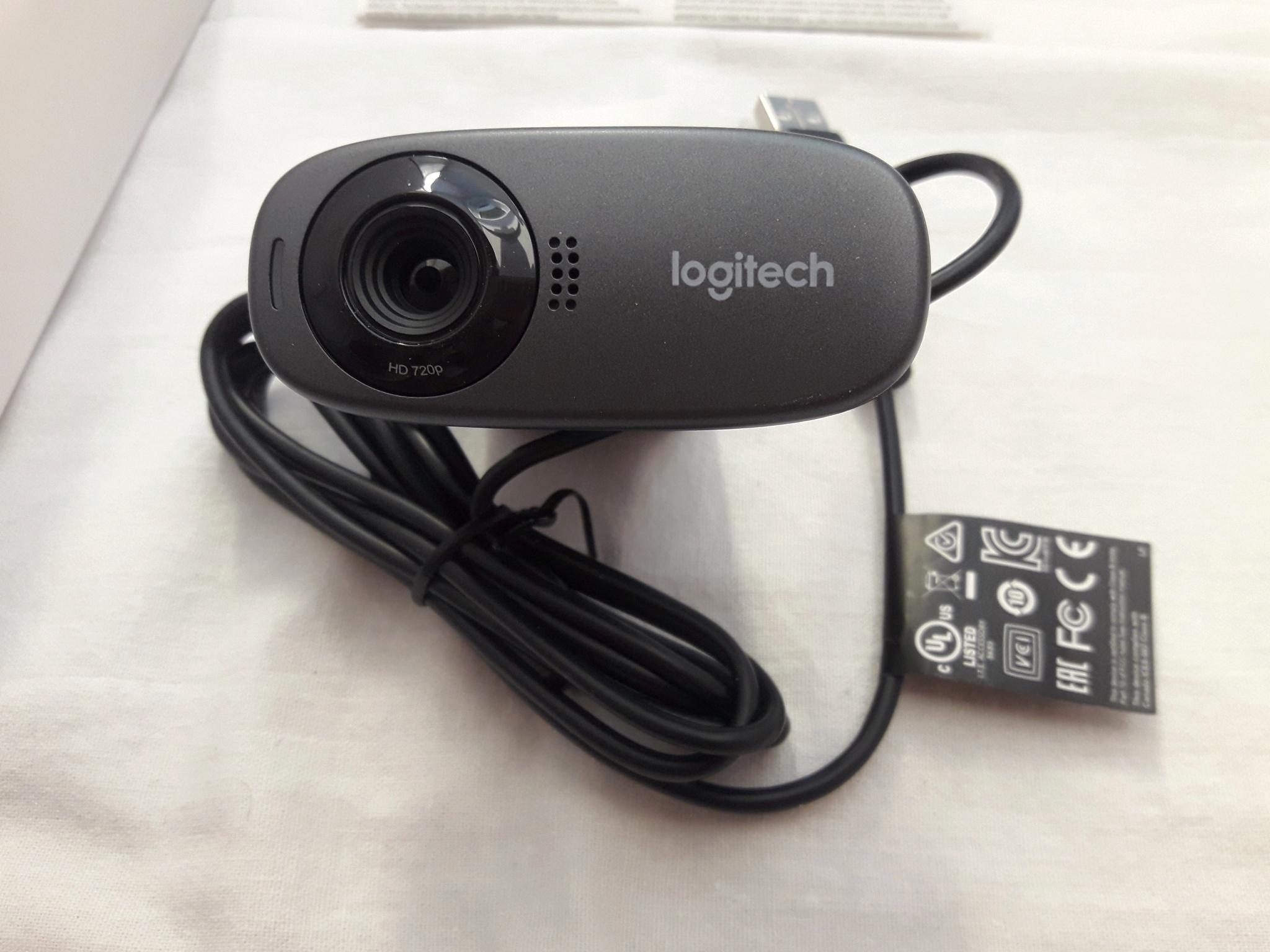 d11e3e6a22e Обзор на Веб-камера Logitech Webcam C310 HD (960-001065) - изображение